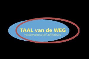 Taal van de weg logo