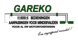 Geraakt dubbele bedieningen logo
